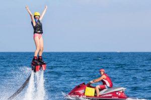 Olahraga Flyboarding