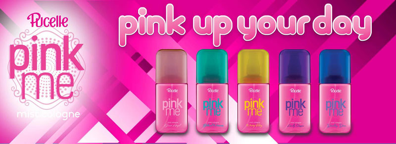 Pucelle Pink Me